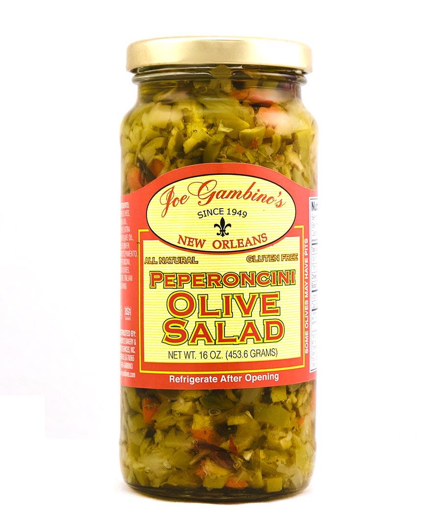 Peperoncini Olive Salad