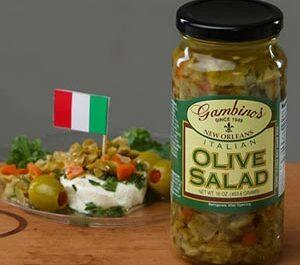 Italian Olive Salad Dressing