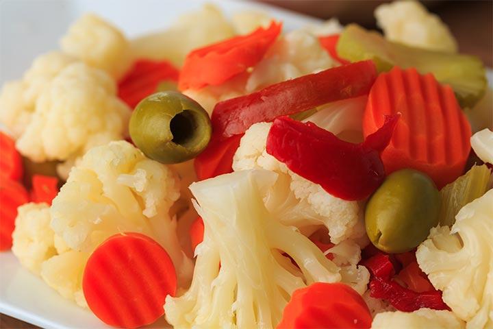Specialty Italian Vegetables